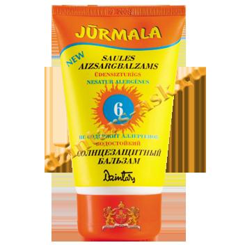 Солнцезащитный бальзам «Юрмала» SPF 6 UVA + UVB водостойкий