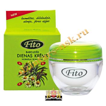 Питающий дневной крем для нормальной кожи лица Fito