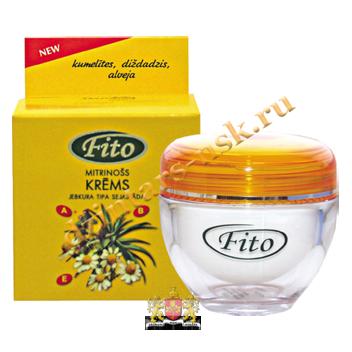 Увлажняющий крем для лица для любого типа кожи Fito