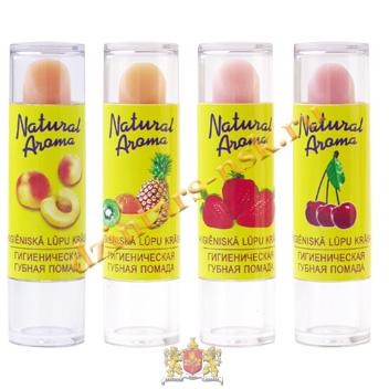 Гигиеническая помада  Natural Aroma