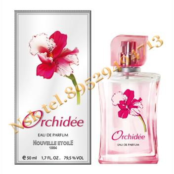 Парфюмерная вода «Орхидея», Новая Заря