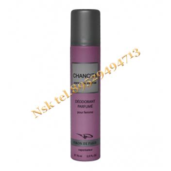 Парфюмированный дезодорант женский «Шансита