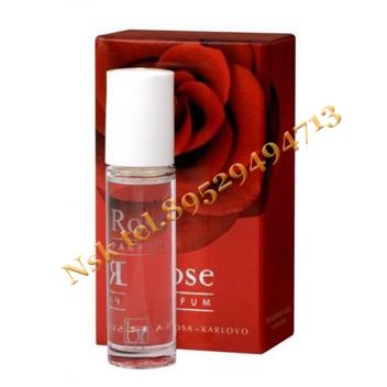 Масличный парфюм Rose roll-on Болгарская Роза Карлово 9 ml