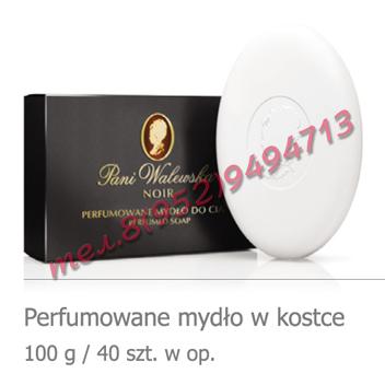 Парфюмированное крем-мыло Pany Walewska Noir