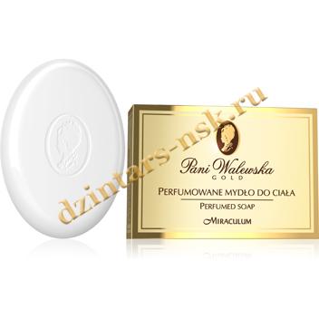 Парфюмированное крем-мыло Pany Walewska Gold