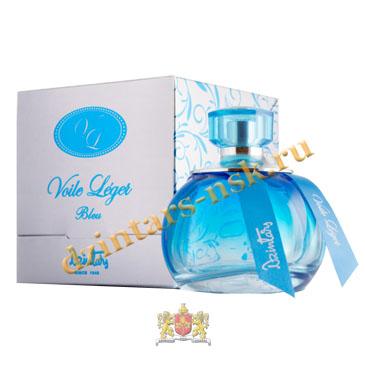 Парфюмерная вода «VOILE LÉGER BLEU»( Нежность Вуали. Голубая)