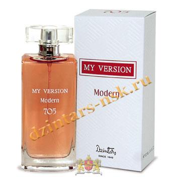 Парфюмерная вода «MY VERSION MODERN 705»