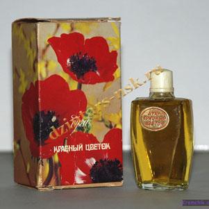 Ретро-духи Красный цветок, Северное Сияние