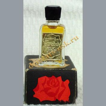 Ретро-духи «Turaidas Rose», Дзинтарс