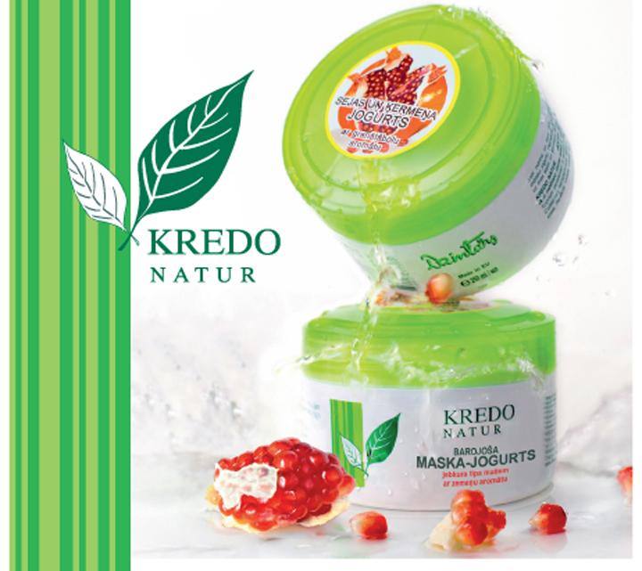 Окружите волосы заботой с Продуктами для волос косметической серии KREDO NATUR