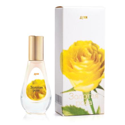 Духи «Золотая роза», DILIS