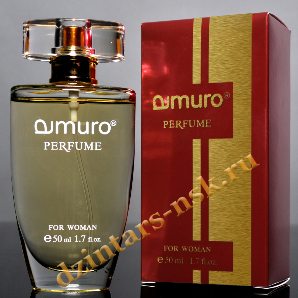 AMURO  Perfume for woman 601