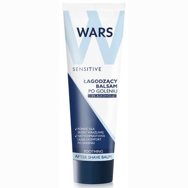 WARS Sensitive успокаивающий бальзам после бритья