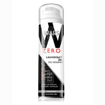 WARS Zero Успокаивающий гель для бритья