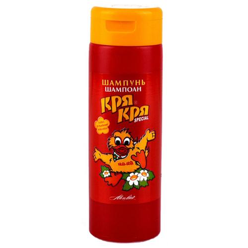 Шампунь Кря-Кря для нормальных волос специальный с экстрактом Ромашки Ален Мак 170 ml