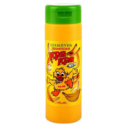 Шампунь Кря-Кря для нормальных волос Банан Ален Мак 170 ml