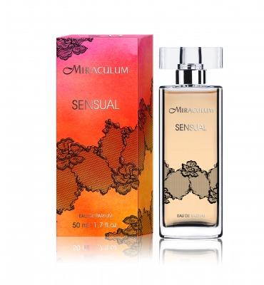Женская парфюмированная вода «SENSUAL_Miraculum»