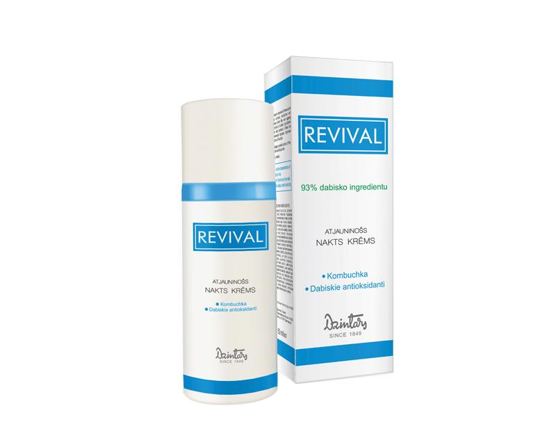Revival Омолаживающий ночной крем