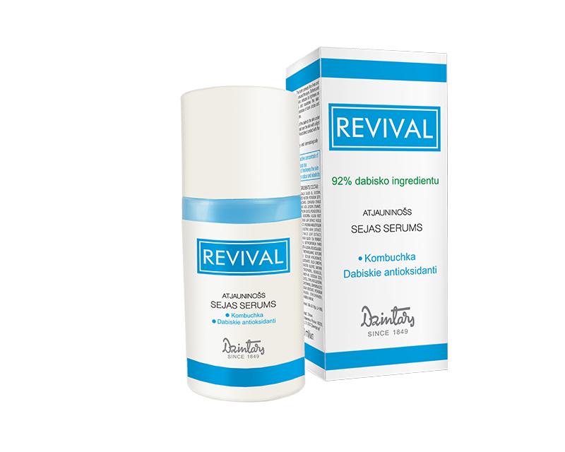 Revival Омолаживающая сыворотка для лица