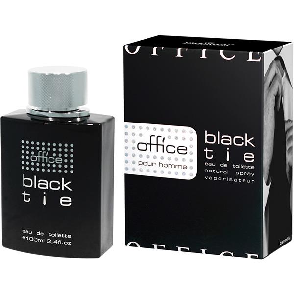 Мужская туалетная вода Office Black Tie , Брокард