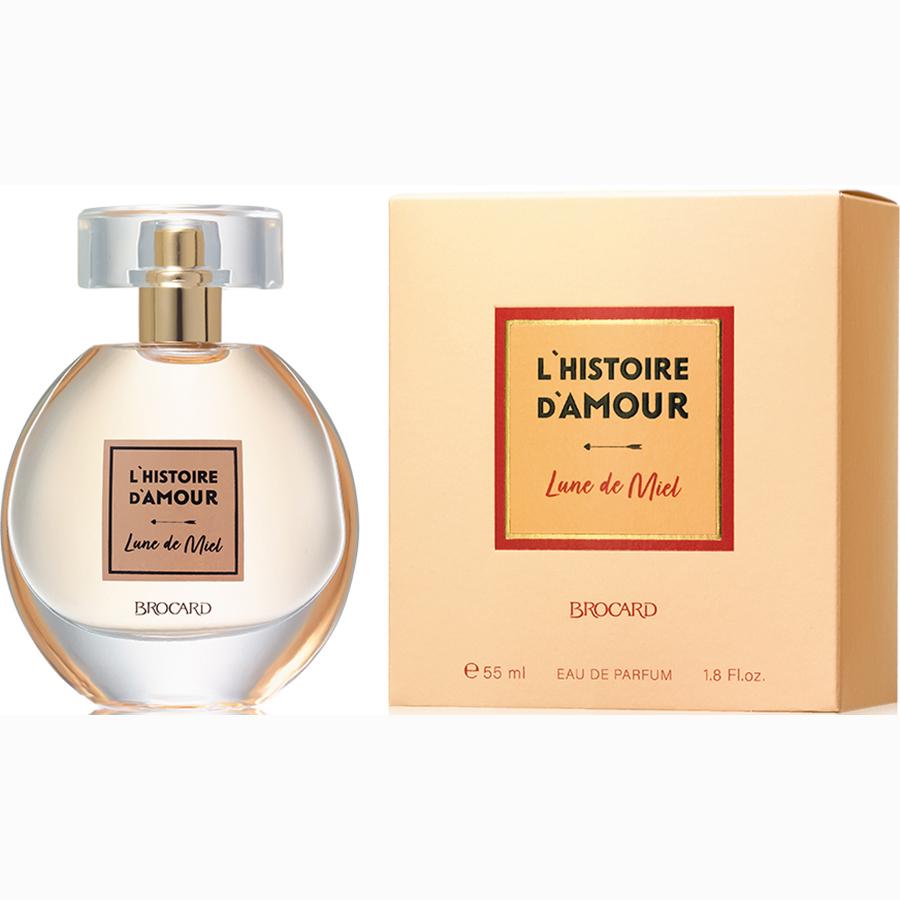 Женская парфюмерная вода «LUNE DE MIEL» (МЕДОВЫЙ МЕСЯЦ), Брокард