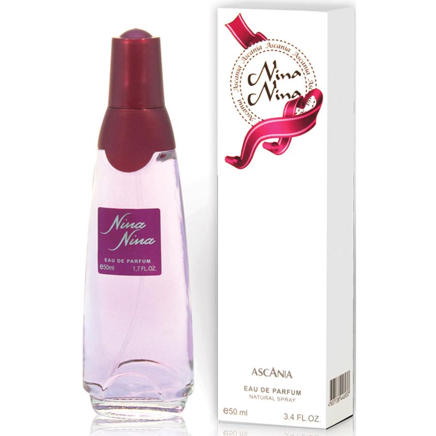 NINA NINA. Женская парфюмерная вода.BROCARD GROUP