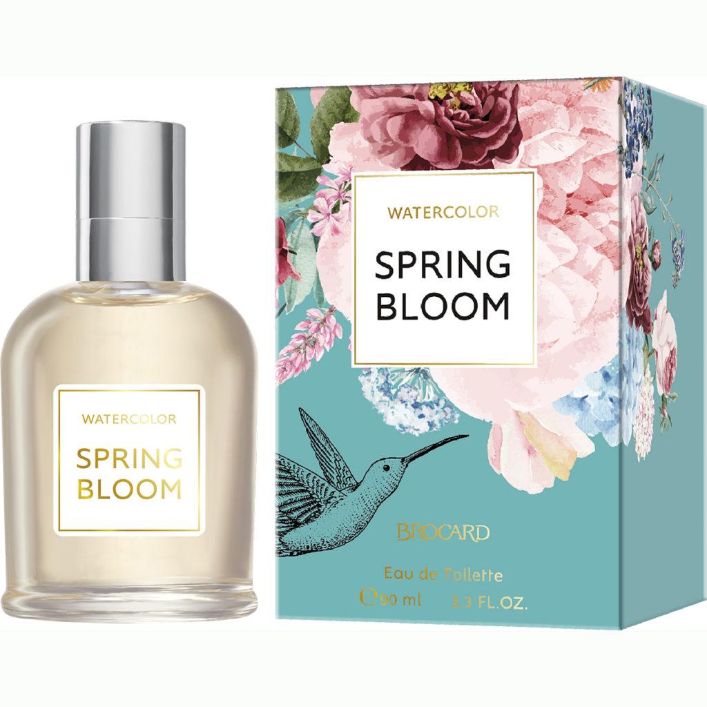 Акварель, Весеннее цветение. WATERCOLOR. SPRING BLOOM